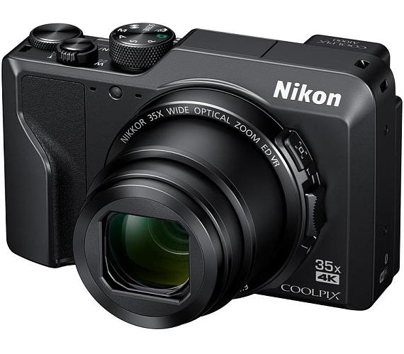 Nikon COOLPIX A1000 Black + DOPRAVA ZDARMA