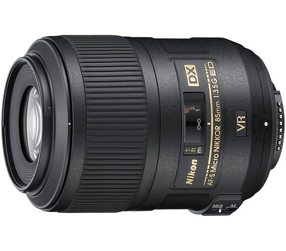 Nikon AF-S DX VR Micro-Nikkor 85mm f/3.5G IF-ED + DOPRAVA ZDARMA