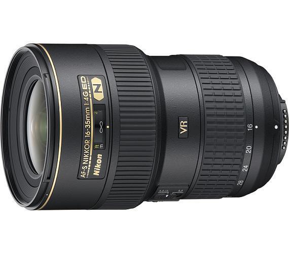 Nikon AF-S VR FX Zoom-Nikkor 16-35mm f/4G ED + DOPRAVA ZDARMA