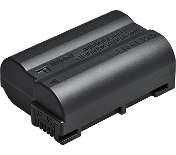 Nikon EN-EL15b dobíjecí baterie + DOPRAVA ZDARMA