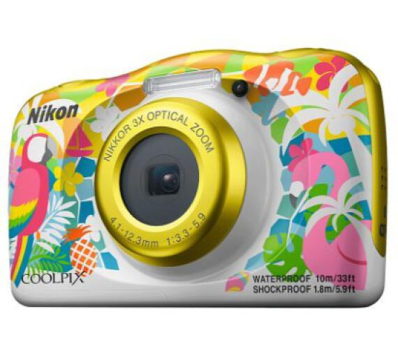 NIKON COOLPIX W150 Resort - Backpack kit
