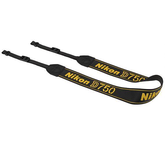 Nikon AN-DC14 popruh pro D750 + DOPRAVA ZDARMA