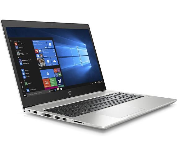 "HP ProBook 450 G6/ i3-8145U/ 8GB DDR4/ 256GB SSD/ Intel UHD 620/ 15,6"" FHD IPS/ W10P/ Stříbrný (6HL94EA#BCM)"