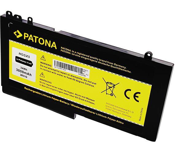 PATONA baterie pro ntb DELL LATITUDE E5270/E5470/E5570 3000mAh Li-Pol 11,4V (PT2831)