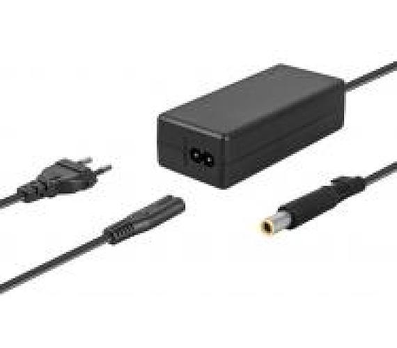 Avacom Nabíjecí adaptér pro notebooky Dell 19,5V 3,33A 65W konektor 7,4mm x 5,1mm s vnitřním pinem (