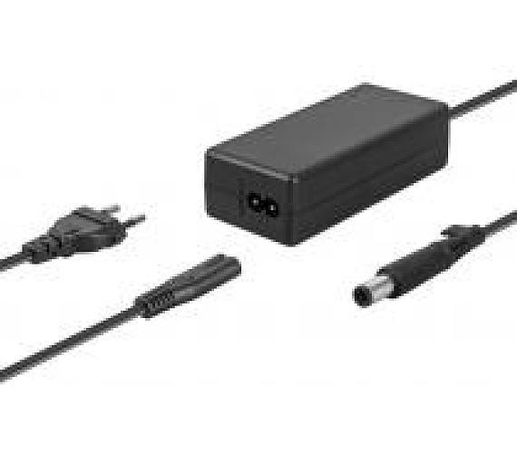 AVACOM Nabíjecí adaptér pro notebooky HP 18,5V 3,5A 65W konektor 7,4mm x 5,1mm s vnitřním pinem (ADAC-HP6-A65W)