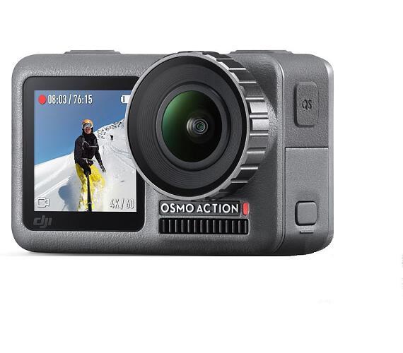 DJI OSMO ACTION - vodotěsná akční kamera 4K/60fps (DJI0630)