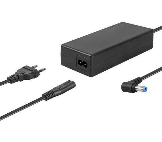 Avacom Nabíjecí adaptér pro notebooky 19V 4,74A 90W zahnutý konektor 5,5mm x 2,5mm (ADAC-19V-A90WB)