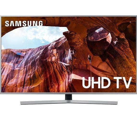 Samsung UE50RU7452 + DVB-T2 OVĚŘENO + DOPRAVA ZDARMA