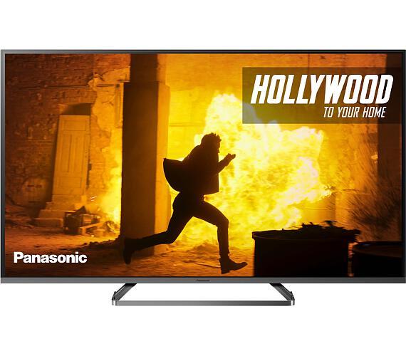 Panasonic TX-50GX810E černá + DVB-T2 OVĚŘENO