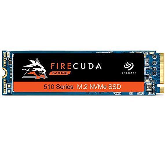 SSD 2TB FireCuda 510 NVMe M.2 PCIe Gen3 x4 (ZP2000GM30021)