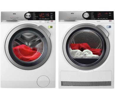 AEG ÖKOMix® L8FBC69SCA + Sušička prádla AEG T8DBC49SC + DOPRAVA ZDARMA