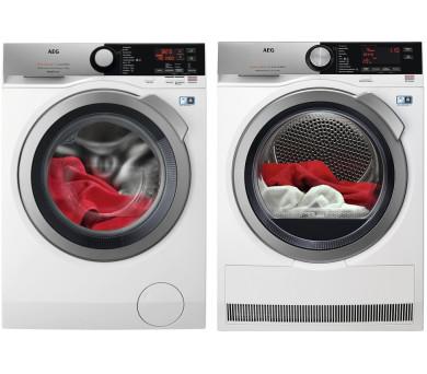 AEG ProSteam® L7FBE69SCA + Sušička prádla AEG T8DBC49SC + DOPRAVA ZDARMA