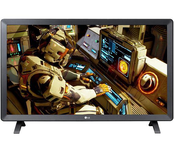 LG 24TL520S + DVB-T2 OVĚŘENO