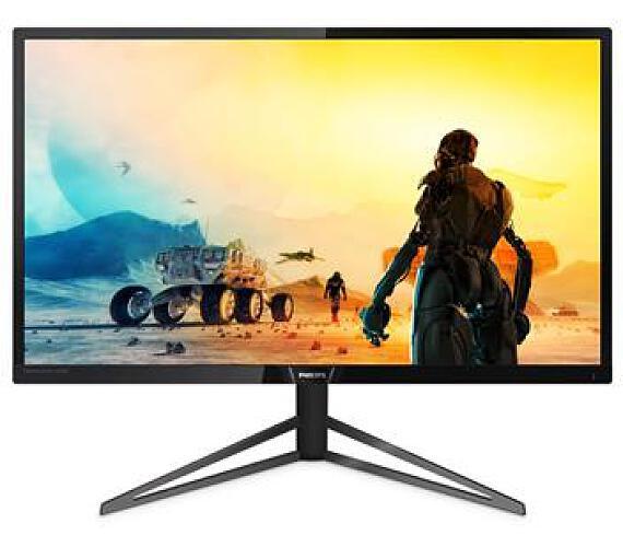 """Philips LCD herní 326M6VJRMB 31,5"""" MVA 4K/3840x2160@60Hz/80M:1/4ms/600 cd/m2/3xHDMI/DP/4xUSB 3.0/Repro (326M6VJRMB/00)"""