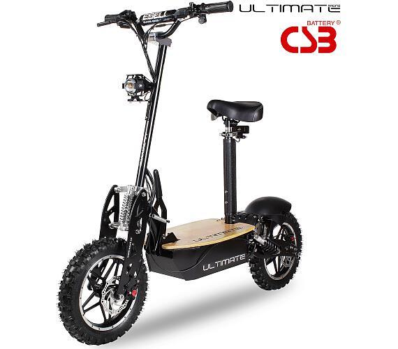 Elektrická koloběžka 1800W Ultimate CSB černá Ultimate Racing