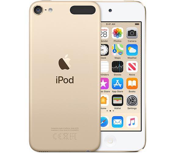 iPod touch 32GB - Gold (MVHT2HC/A)
