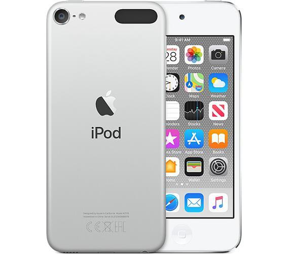 iPod touch 128GB - Silver (MVJ52HC/A)