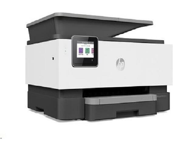HP All-in-One Officejet Pro 9010 (A4/22/18ppm/USB 2.0/Ethernet/Duplex/Wi-Fi/Print/Scan/Copy/Fax/DADF/náhrada za OJP 8715 (3UK83B)