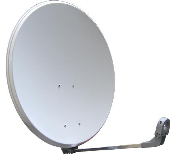 Satelitní parabola 80FE Emme Esse bílá s plastovými zády