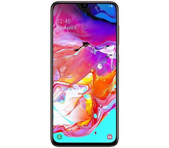 Samsung SM-A705 Galaxy A70 DUOS gsm tel. White 128GB