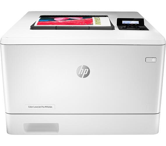 HP Color LaserJet Pro M454dn (W1Y44A#B19) + DOPRAVA ZDARMA