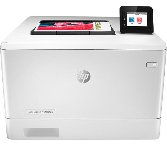 HP Color LaserJet Pro M454dw (W1Y45A#B19) + DOPRAVA ZDARMA