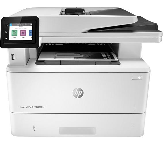 HP LaserJet Pro MFP M428fdn (38str/min + DOPRAVA ZDARMA