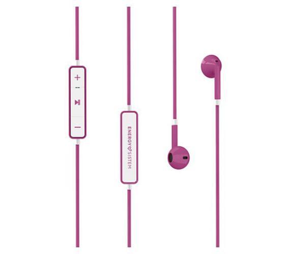 ENERGY Earphones 1 Bluetooth Purple (446926) + DOPRAVA ZDARMA