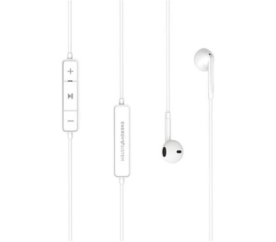 ENERGY Earphones 1 Bluetooth White (446919)