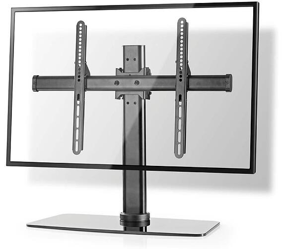 "NEDIS TVSM2330BK - Full Motion Stojan TV / 32–65"" / Max. 45 kg / 3 Výškové Polohy + DOPRAVA ZDARMA"