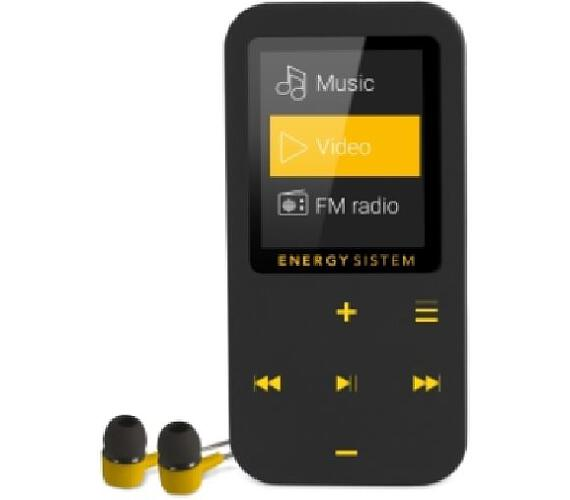 ENERGY MP4 Touch Bluetooth AMBER (16GB