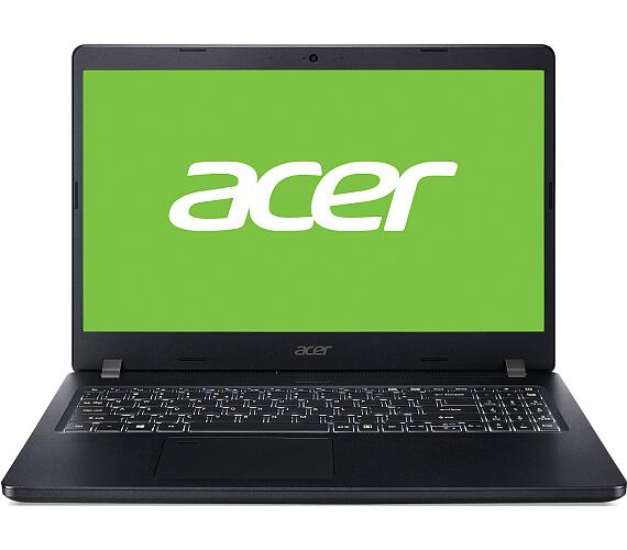 """Acer TravelMate (P215-51G-54T3) i5-8250U/8GB+N/256 GB PCIe SSD+N/GeForce MX230 2GB/15,6"""" FHD IPS matný/BT/W10 Pro/Black (NX.VJTEC.001"""