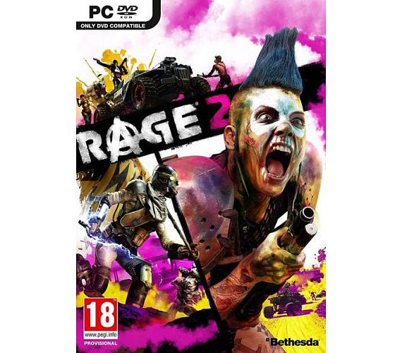 RAGE 2 PC (14.5.2019) + DOPRAVA ZDARMA