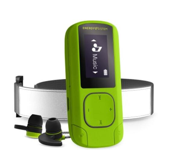 ENERGY MP3 Clip Bluetooth Sport Greenstone (16GB