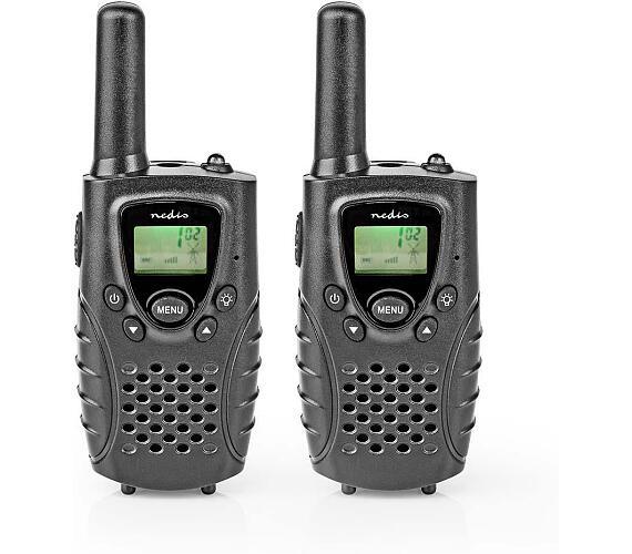 NEDIS WLTK0800BK - vysílačka