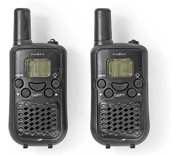 NEDIS WLTK0500BK - vysílačka