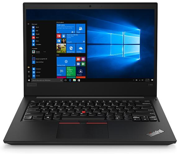 "Lenovo ThinkPad E495 Ryzen 5 3500U/8GB/256GB SSD+1TB HDD/Integrated/14""FHD IPS/W10PRO černý (20NE000GMC)"