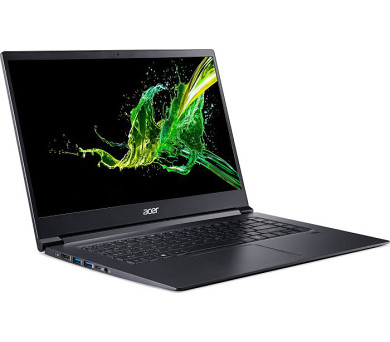 "Acer Aspire 7 (A715-73G-74EV) Core i7-8705G/16GB+N/512GB+512GB/15.6"" FHD IPS LED LCD matný/RX Vega M GL 4 GB/W10 Home/Black (NH.Q52EC"