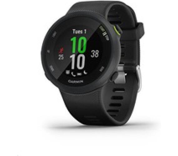 Garmin GPS sportovní hodinky Forerunner 45 Optic Black (010-02156-15) + DOPRAVA ZDARMA