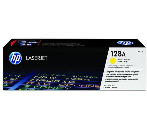 Toner HP CE322A