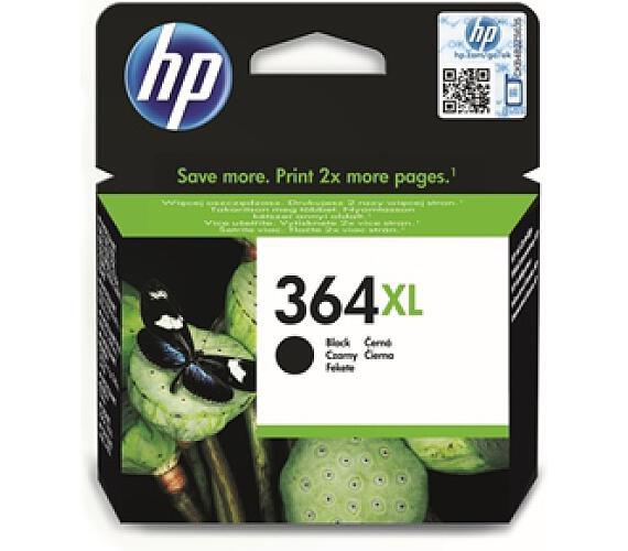 Inkoustová náplň HP No. 364XL
