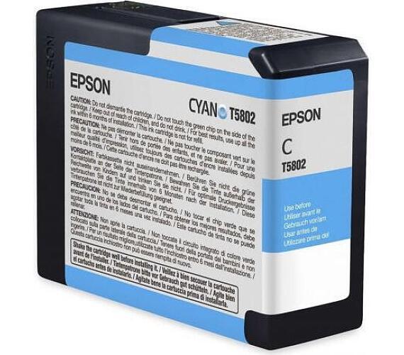 Epson T580200 + DOPRAVA ZDARMA