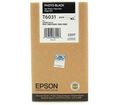Epson T603100 + DOPRAVA ZDARMA