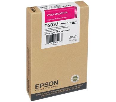 Epson T603300 + DOPRAVA ZDARMA