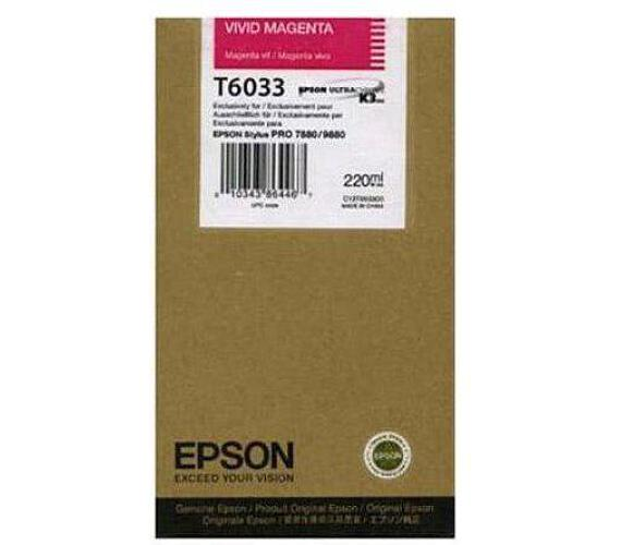 Epson T603C00 + DOPRAVA ZDARMA