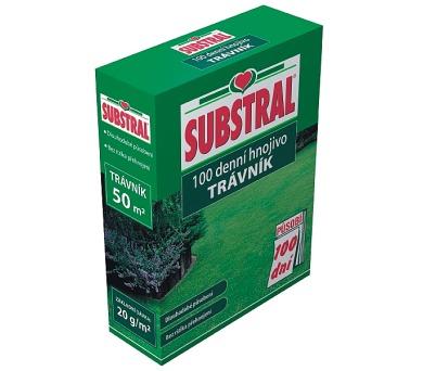 Hnojivo Substral 100 denní pro trávník 1 kg na 50 m2