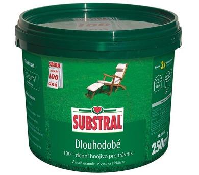Hnojivo Substral 100 denní pro trávník 5 kg + DOPRAVA ZDARMA