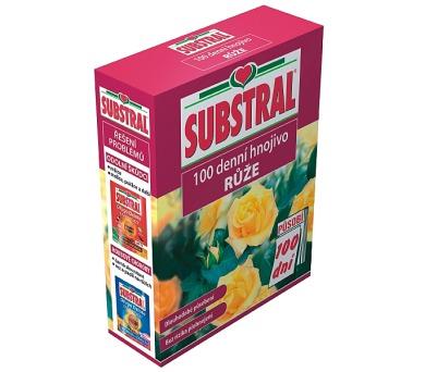 Hnojivo Substral 100 denní pro růže 1 kg