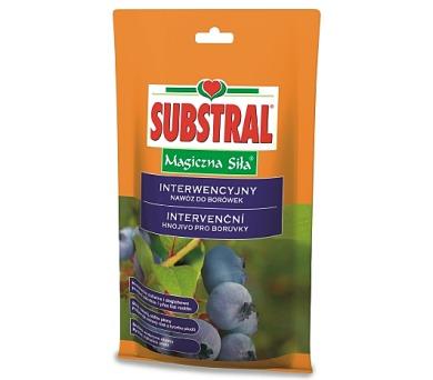 Hnojivo Substral vodorozpustné pro americké borůvky 350g